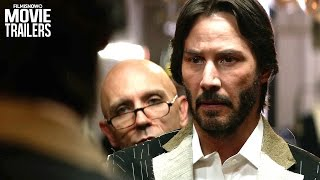 JOHN WICK 2 |  Keanu Reeves get suited up in an all new clip