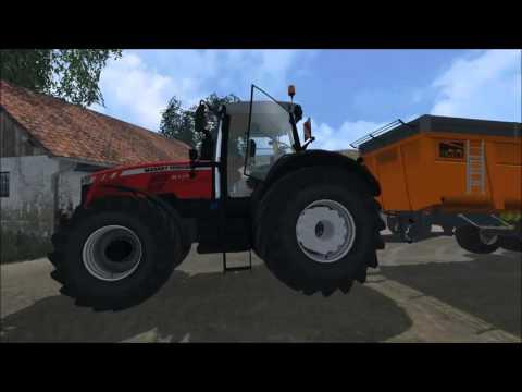 Carrière suivie / L'AGRI 100% 87 / Episode 1 MULTI RP / Farming Simulator 15 / Transport de chaux