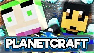 PlanetCraft #21 OKE OKE EEN PLANETCRAFT INVITE VOOR EEN KIJKER!