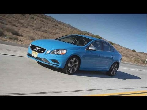 2013 Volvo S60 Review - Kelley Blue Book