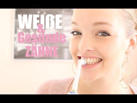 Meine Zähne und Mundhygiene | Tipps zur Zahnpflege