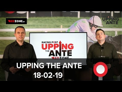 Upping The Ante Cheltenham Festival Preview: Week Twelve