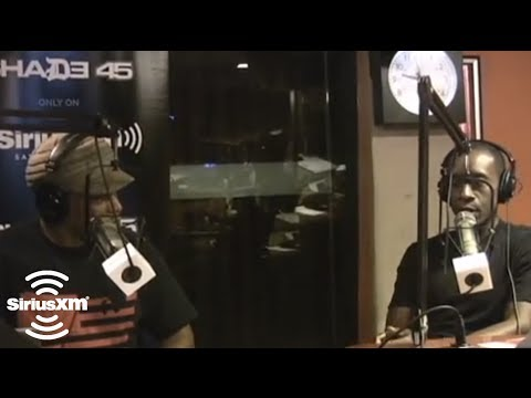 Don Cheadle Talks Following Terrence Howard in Iron Man // SiriusXM // Shade 45
