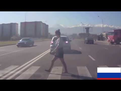 Only In Russia!! Road Rage Compilation #2 Crazy Funny Russians