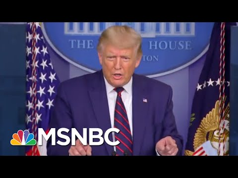 'Nuke Trumpism': How Dems Can Upend Supreme Court Battle | The Beat With Ari Melber | MSNBC