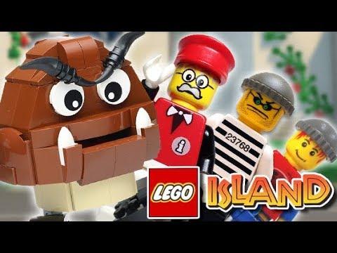 Lego Island 2 - The Lonely Goomba