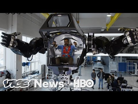 Method 2 Is A Hulking Robot Straight Out Of Science Fiction (HBO)