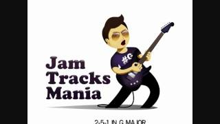 II-V-I in G Major - Jazz Practice (Bossa Style) Backing Track
