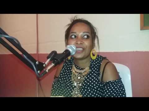 Zaza Mayotte 2016 a la radio RCG FM avec Dj say