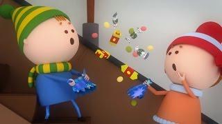 Аркадий Паровозов спешит на помощь. Конфетки в метро. Серия 112. Поучительные мультики для детей.