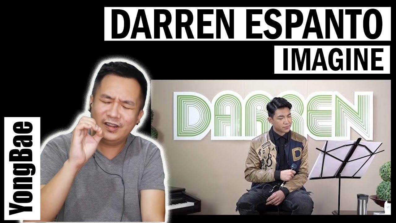 Darren Espanto – Imagine   D' Birthday Concert   YongBae Reactions