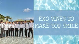 EXO vines to make you smile pt.85