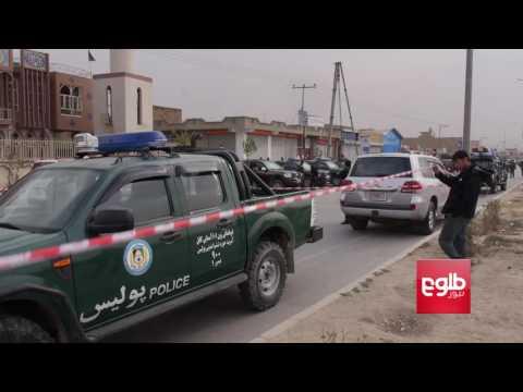 Death Toll Rises To 27 In Kabul Mosque Bombing/شمار تلفات حملۀ انتحاری در کابل به ۲۷ تن رسید
