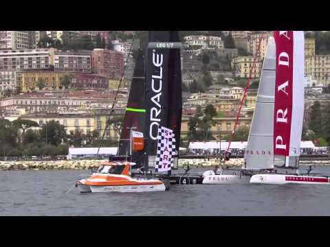 America's Cup World Series Naples - AC Discovered