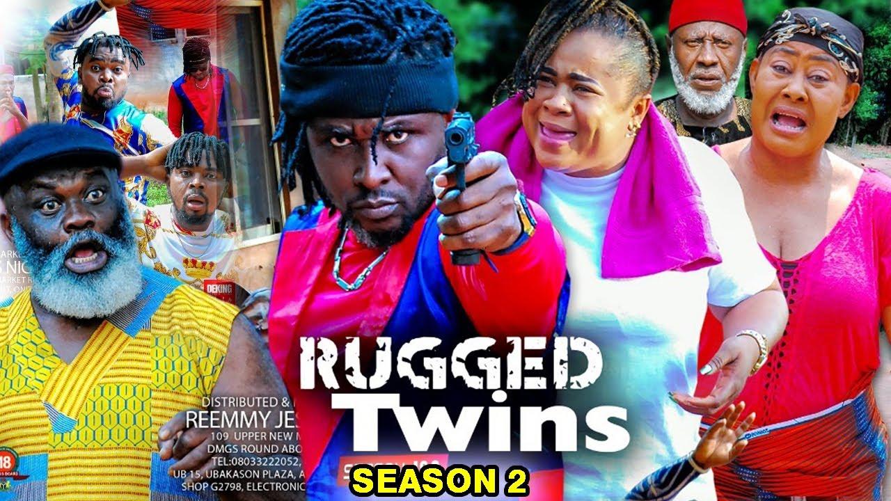 Download RUGGED TWINS SEASON 2 - (Trending Hit Movie 2021) 2021 Latest Nigerian Nollywood Movie Full HD