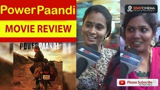 Power Paandi Movie Review | Rajkiran | Prasanna - 2DAYCINEMA.COM