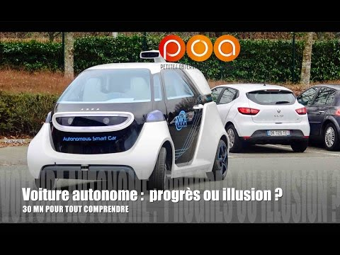 Voiture autonome : progrès ou illusion ?