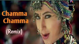 Old - Chamma Chamma Remix ( Bass Boosted) | Alka Yagnik | China Gate | Dj Remix | HD