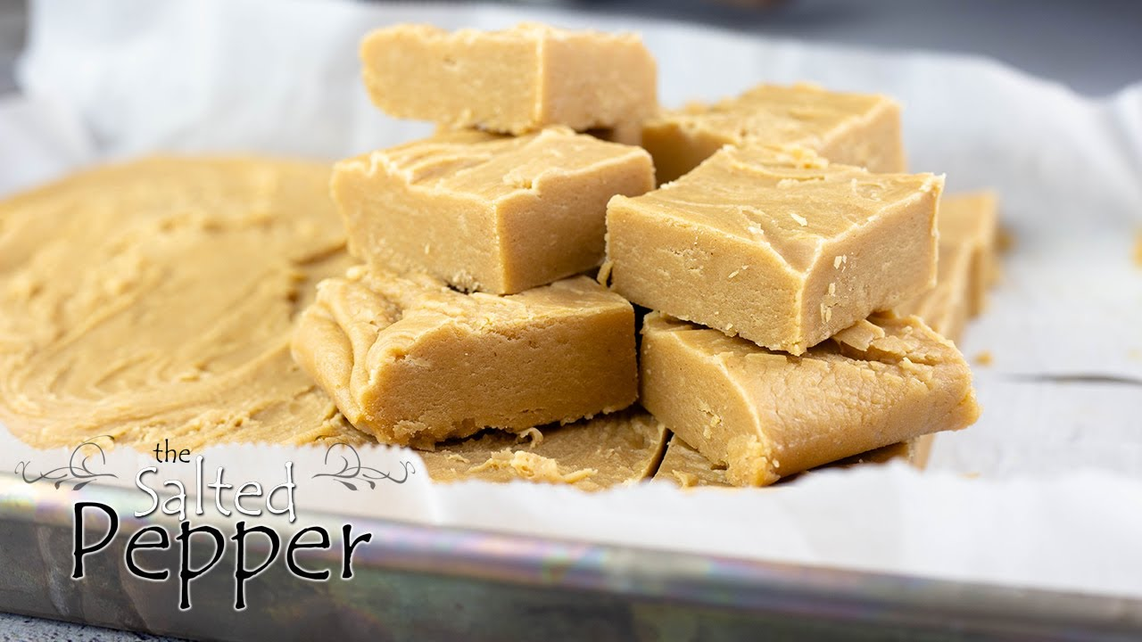Old Fashioned Peanut Butter Fudge   The Salted Pepper