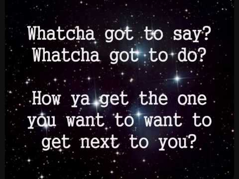 Jordin Sparks - Next to you (lyrics)
