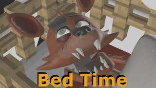 FNAF SFM Five Nights at Freddy s Baby Foxy Bed Time