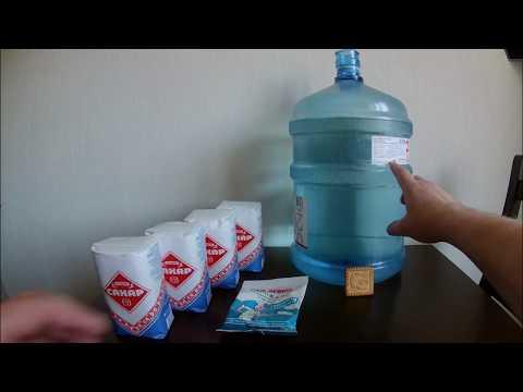 Как сделать брагу для самогонки