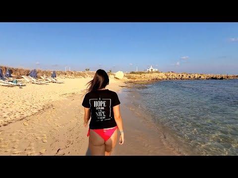 Cyprus Trip (Ayia Napa) 2017 //YI 4K