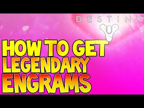 Destiny how to get legendary purple weapons armor amp unlimited