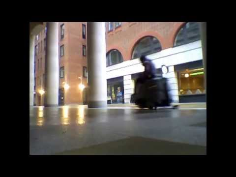 Bullies CEO Sleep out Paternoster Square call Police and take camera & sim