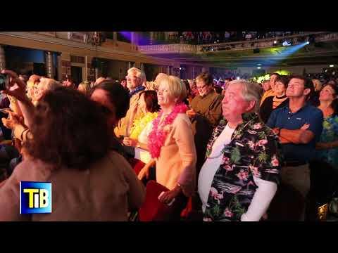 Jimmy Buffett Sings Margaritaville Live In New Orleans