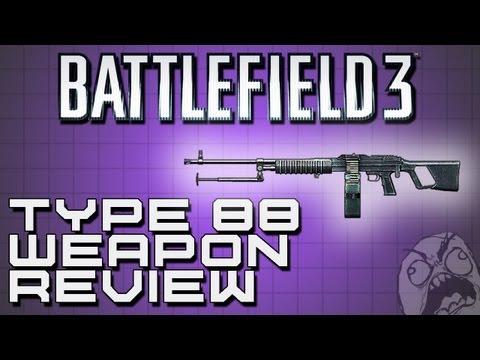 Battlefield 3 Weapon Review