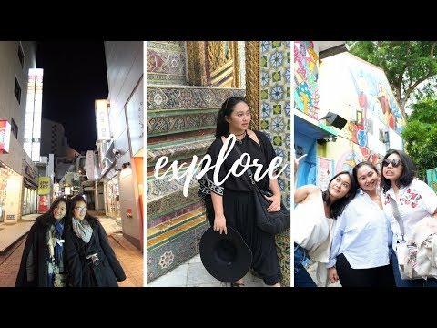 Exploring Asia - Japan, Bangkok, Singapore | Travel Diary