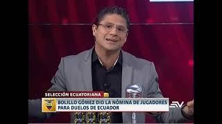 Estadio TV 08-11-2018   Convocatoria del 'Bolillo Gómez ¿completa o no?