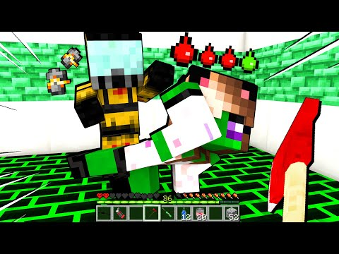 ANNA VIENE MANGIATA DAL DOTTORE!! - Minecraft Epidemia 032