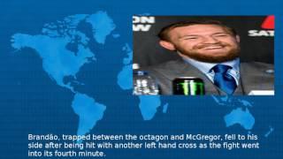 Conor Mcgregor  - Wiki