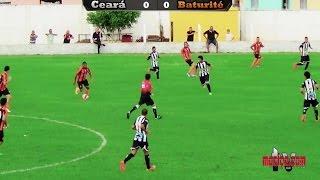 Tv Maciço.com - Jogo entre Ceará e Baturité na reabertura do Estádio Alberto Wagner