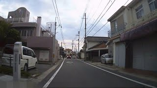 【車載】ゆめタウン~花燃ゆ「男爵楫取素彦・美和子 終焉の地」 【Drive...