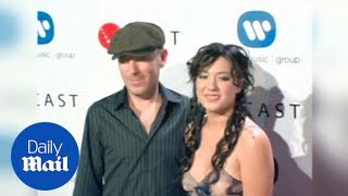 Michelle Branch with ex-husband Teddy Landau - Daily Mail