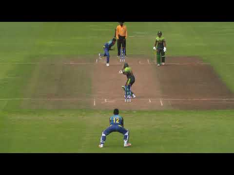 Cricket World TV - Sri Lanka v Pakistan Highlights | ICC u19 World Cup 2018
