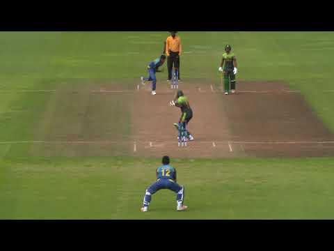 Cricket World TV  Sri Lanka v Pakistan Highlights  ICC u19 World Cup 2018