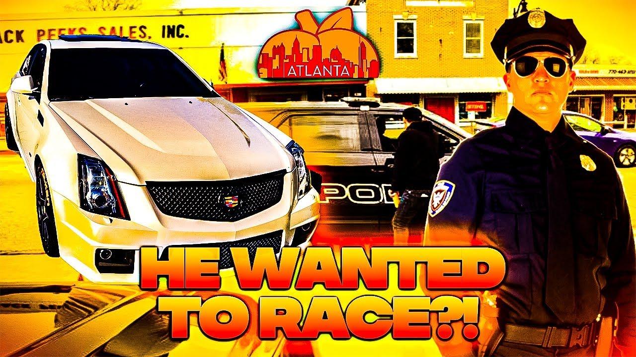 Police Wanted Some Smoke + ATL Weekend Trip/CarMeet