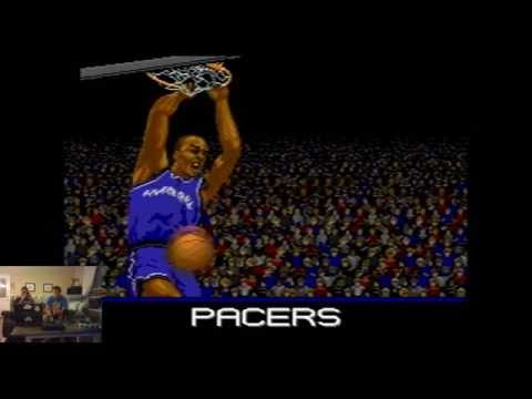 Over and Back - Let's Play (Tecmo Super NBA Basketball)