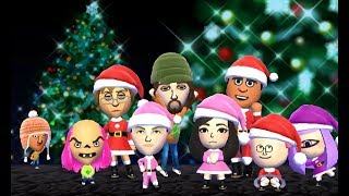 Tomodachi Life Let's Play [Episode 3] CHRISTMAS OUTFITS