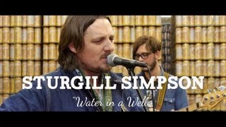"Sturgill Simpson - ""Water in a Well"" (Live at Sun King Brewery)"