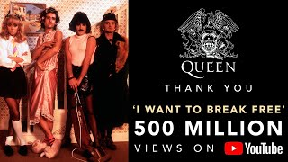 Смотреть клип Queen - I Want To Break Free