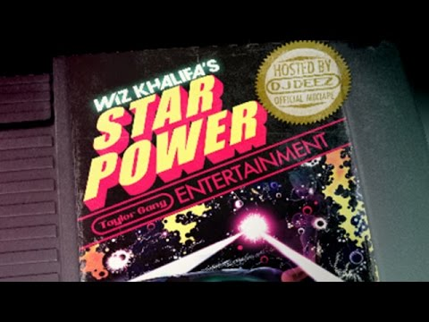 Wiz Khalifa - Star Power (Full Mixtape)