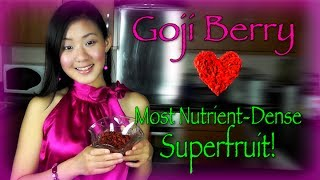 Asian Beauty Secret: Goji Berry Health Benefits!
