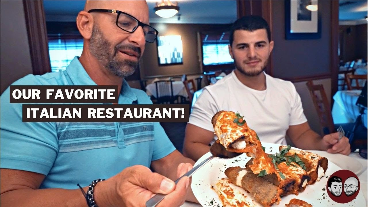 What to Order at an Italian Restaurant!