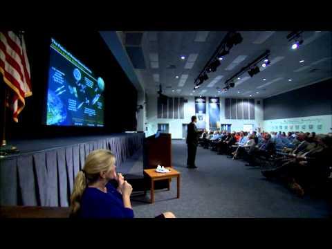 NASA Associate Administrator Robert Lightfoot Visits Langley Research Center