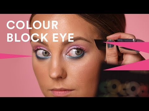 How To: Colour Block Eye | MECCA Beauty Junkie